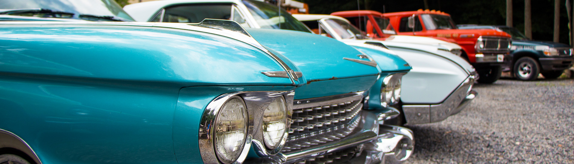Classic Car Garage | Blue Rocks Family Campground