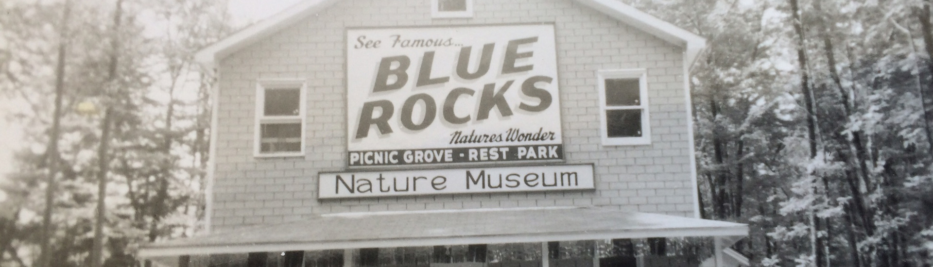 Old picture of our General Store