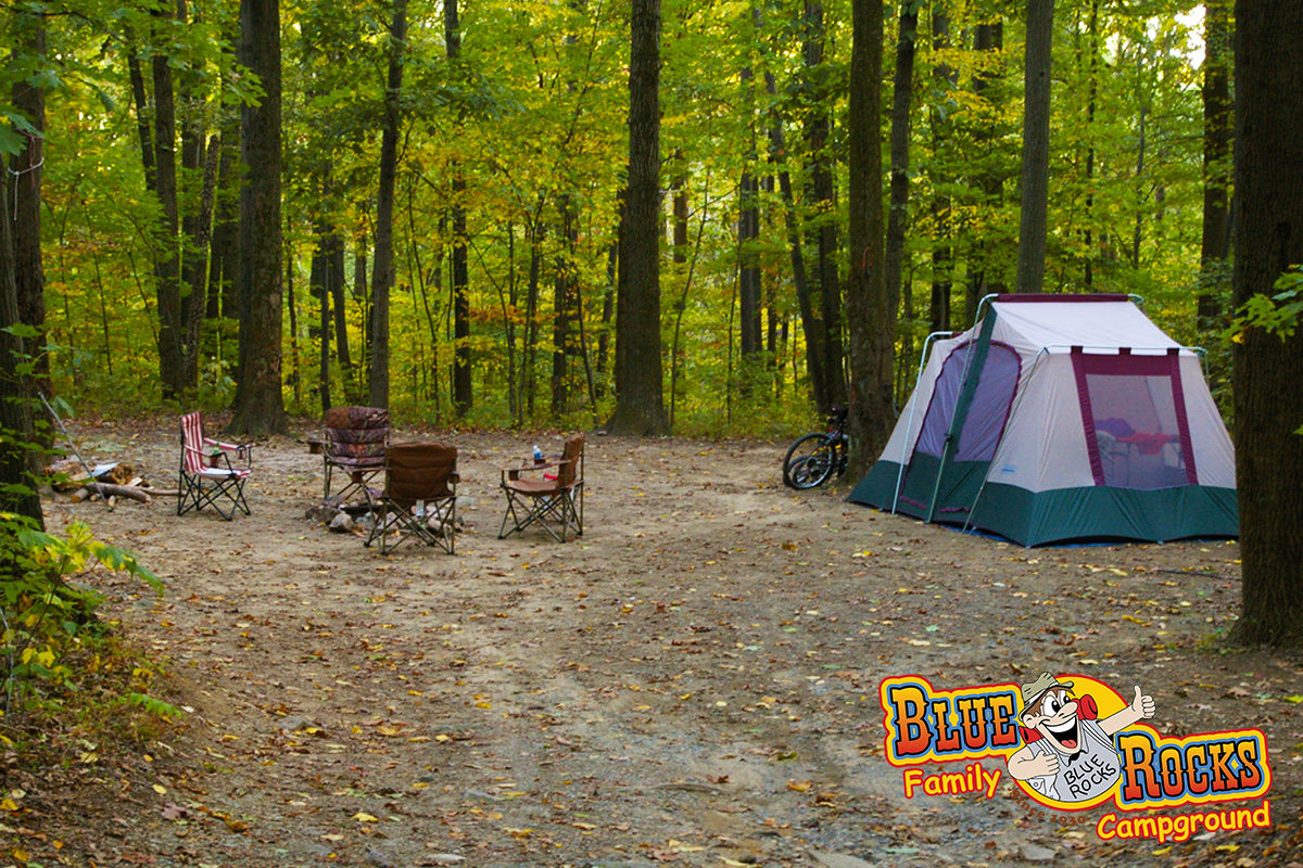 Home Blue Rocks Family Campground
