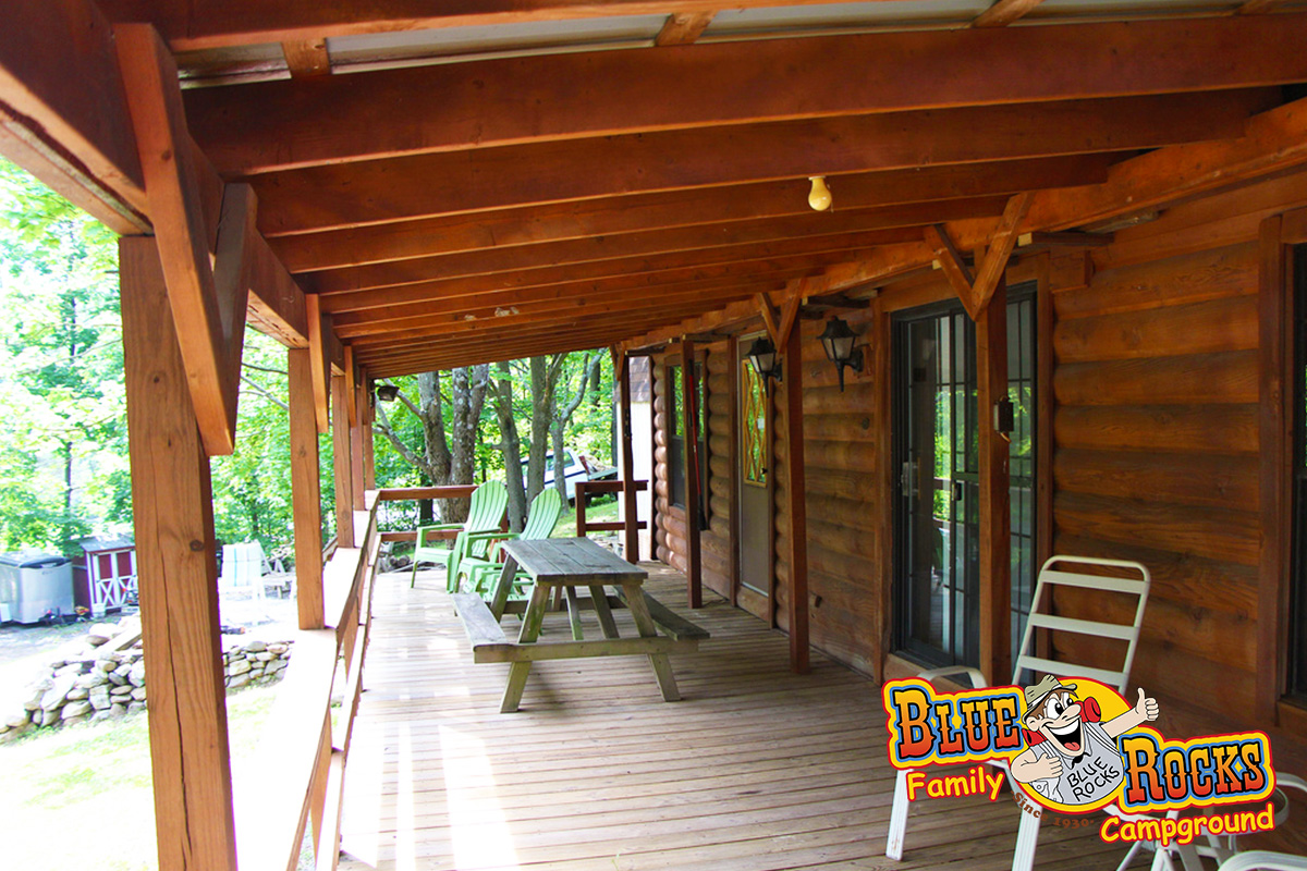 Rates Amp Lodging Blue Rocks Family Campground